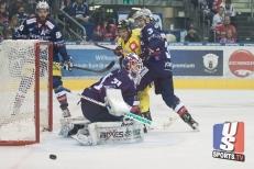 Eisbären Berlin gegen Krefeld Pinguine vom 9.10 2016