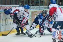 Iserlohn Roosters gegen Adler Mannheim vom 20.11 2016