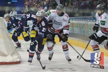 Eisbären Berlin vs Kölner Haie 7.10 2016