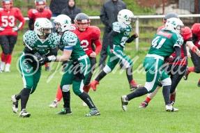 Bochum Miners vs Bielefeld Bulldogs (C) Jenny Musall