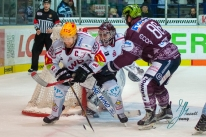 Iserlohn Roosters vs Fischtown Pingzins Bremerhaven (20.12 2017). (C) Jenny Musall