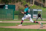 2018-04-21 Solingen Alligators vs Dohren Wild Farmers. Foto- Jenny Musall