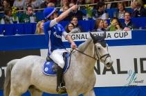 FC Schalke 04 vertreten durch Michael Beckmann in beim Jump and Drive 2018 in Dortmund. Foto: Jenny Musall