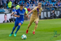 VfL Bochum 1848 - Erzgebirge Aue am 27.04 2018. Foto: Jenny Musall