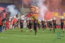 New Yorker Lions Braunschweig - Kile Baltic Hurricanes am 12.05 2018 (Foto: Jenny Musall)