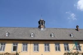 Classic Days 2018 auf Schloss Dyck am 5. August 2018