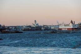 Bilder aus Helsinki und Tampere.