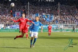 VfL Bochum 1848 gegen Holstein Kiel am 23.02.2019