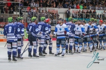 Iserlohn Roosters gegen ERC Ingolstadt am 1.3.2019