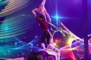 "Hop Top-Show ""Laora"" auf der Equitana am 15.03 2019."
