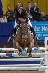 Katrin Eckermann (GER) mit Caleya im Championat der Signal Iduna 09.03.2019